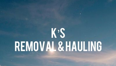 Avatar for K's Removal and Hauling Lewisville, TX Thumbtack