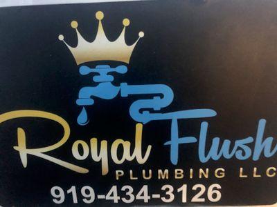 Avatar for Royal Flush Plumbing Llc Cary, NC Thumbtack