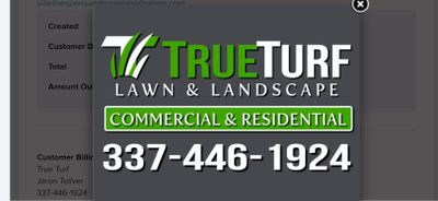 Avatar for True Turf Lawn & Landscape Lafayette, LA Thumbtack