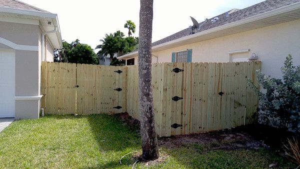 Types fence