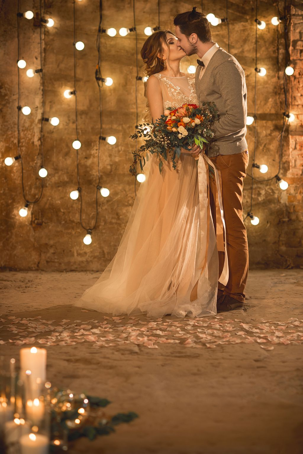 Rustic Wedding Southern Roots