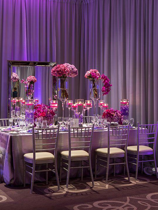Purple Bliss Wedding