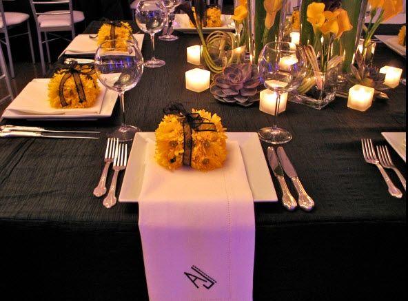 Sunflower Corporate Event