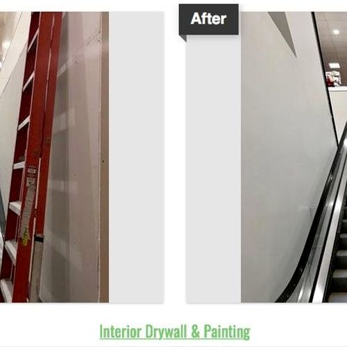 Commercial Drywall & Painting