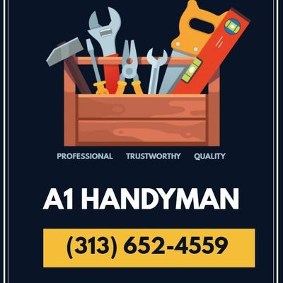 Avatar for A1 Handyman Dearborn, MI Thumbtack