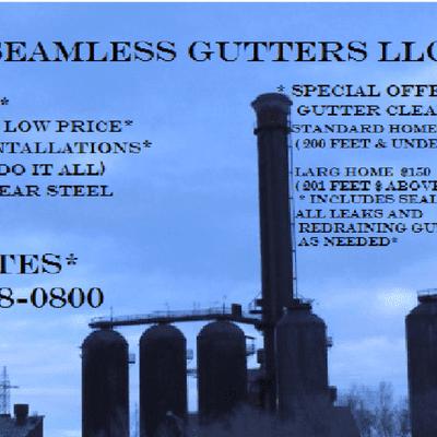 Avatar for Steel City Seamless Gutters LLC Pueblo, CO Thumbtack