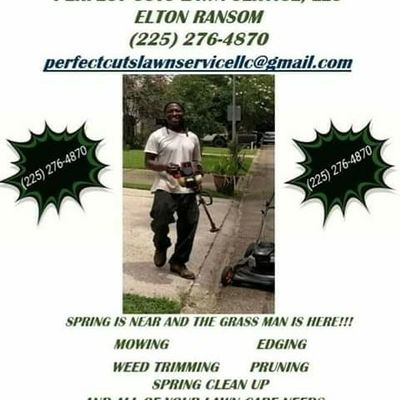 Avatar for Perfect Cuts Lawn Service, LLC Baton Rouge, LA Thumbtack