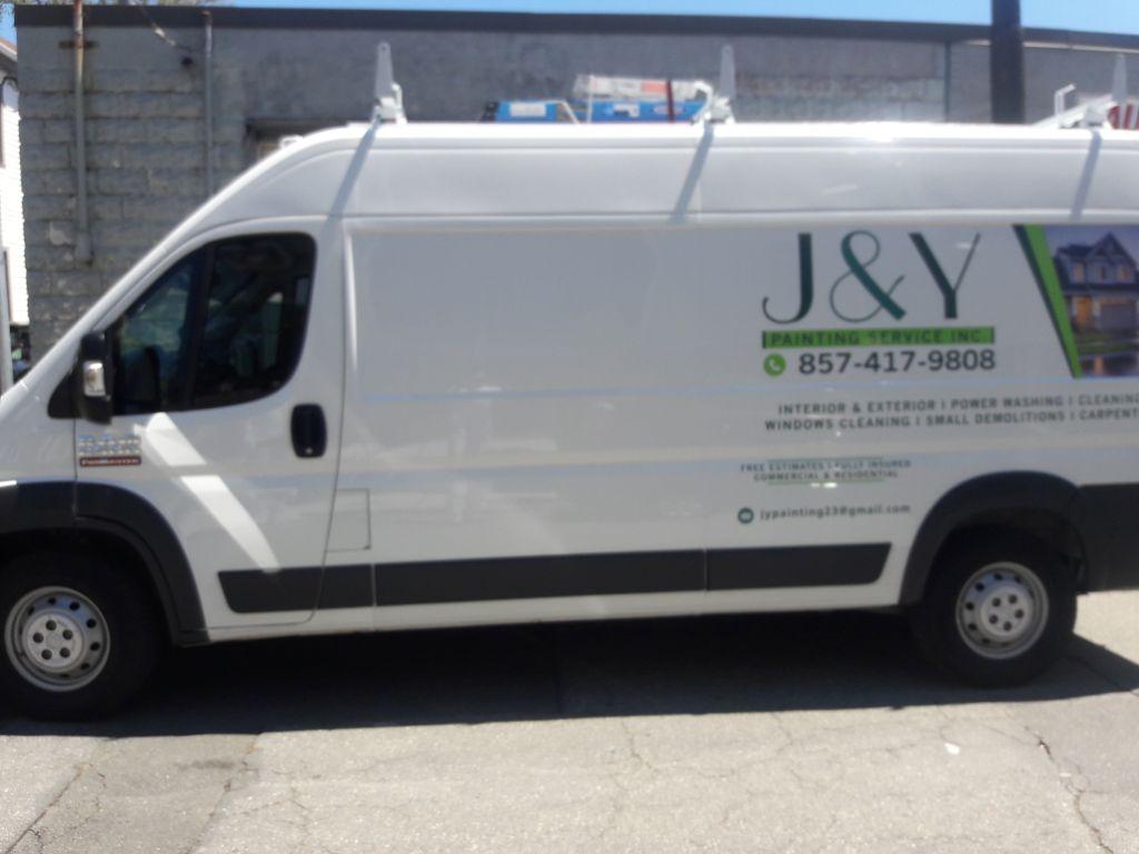 J&Y Painting Service Inc.