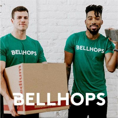 Avatar for Bellhops Moving (Tampa, FL) Tampa, FL Thumbtack