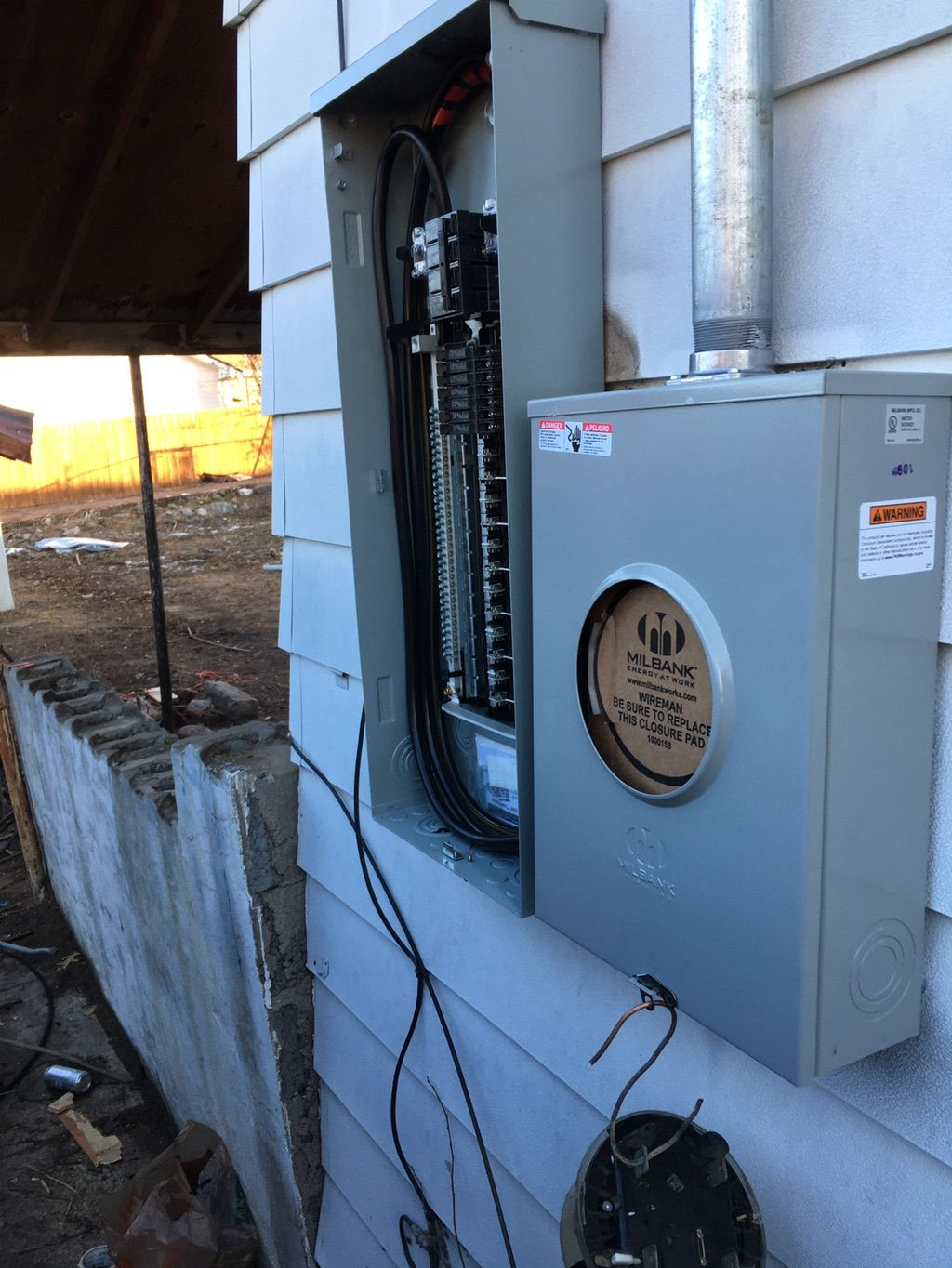 Mile High Wiring Services