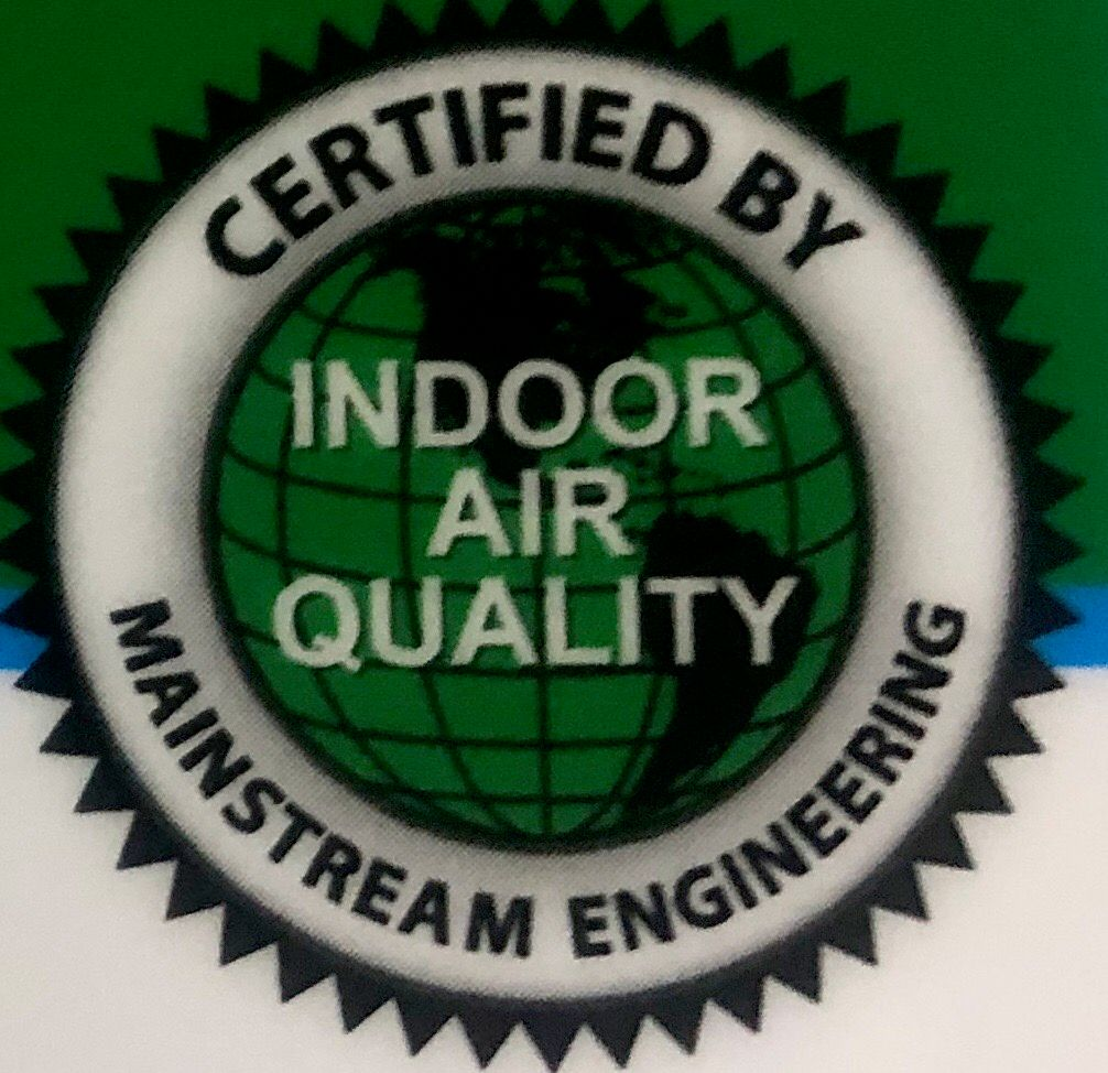 Indoor air quality solution installation