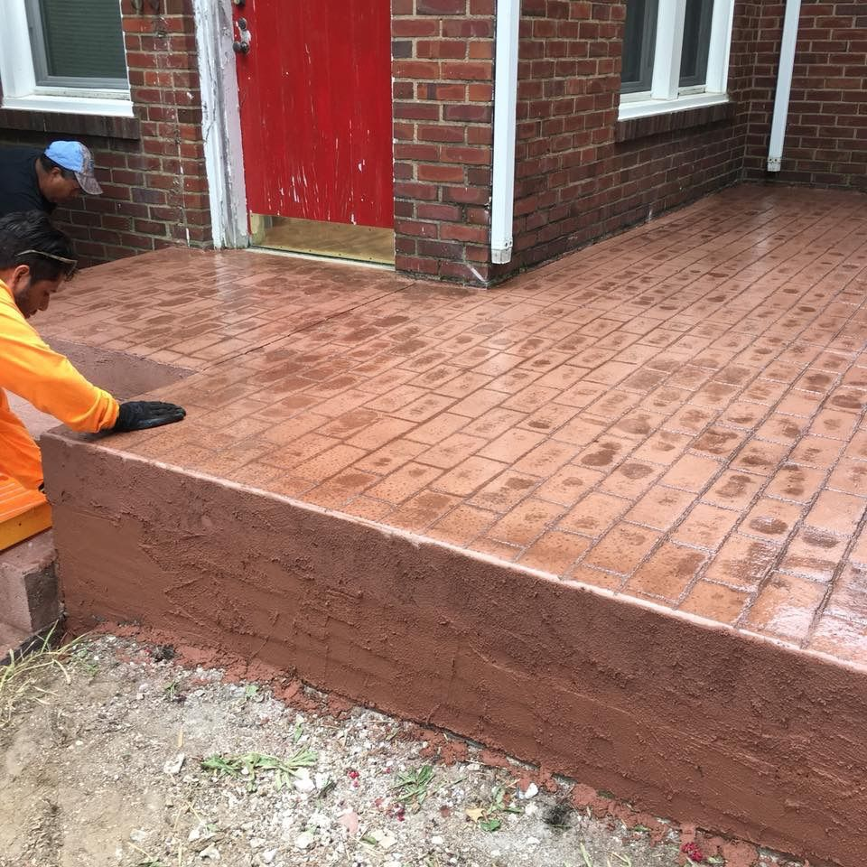Allen's Concrete Finishing