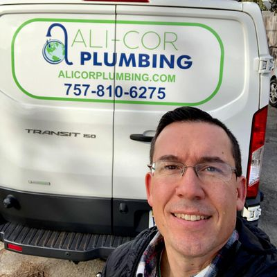 Avatar for ALI-COR Plumbing LLC Chesapeake, VA Thumbtack