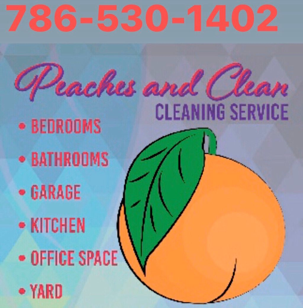 Peaches and Clean Cleaning Service