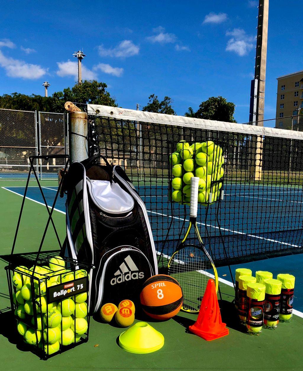 Tennis AnyJuan? 🎾