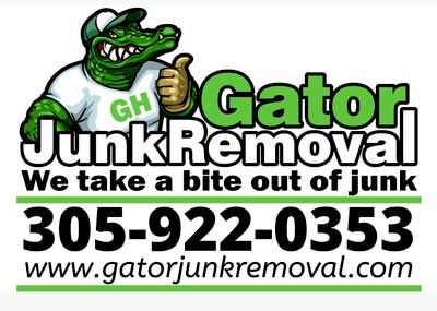 Avatar for Gator Junk Removal
