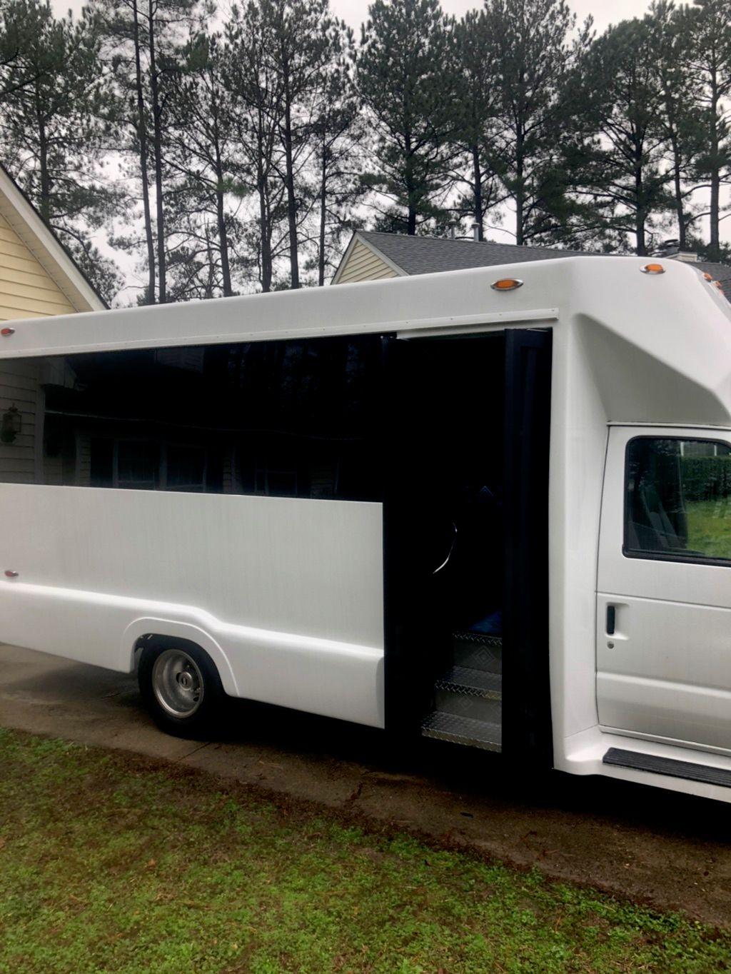 Let's Ride Party Bus & Tours LLC