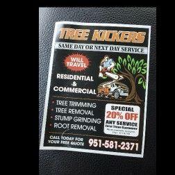 TREE KICKERS TREE SERVICE