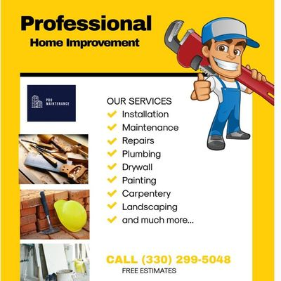 Avatar for Pro Maintenance Youngstown, OH Thumbtack