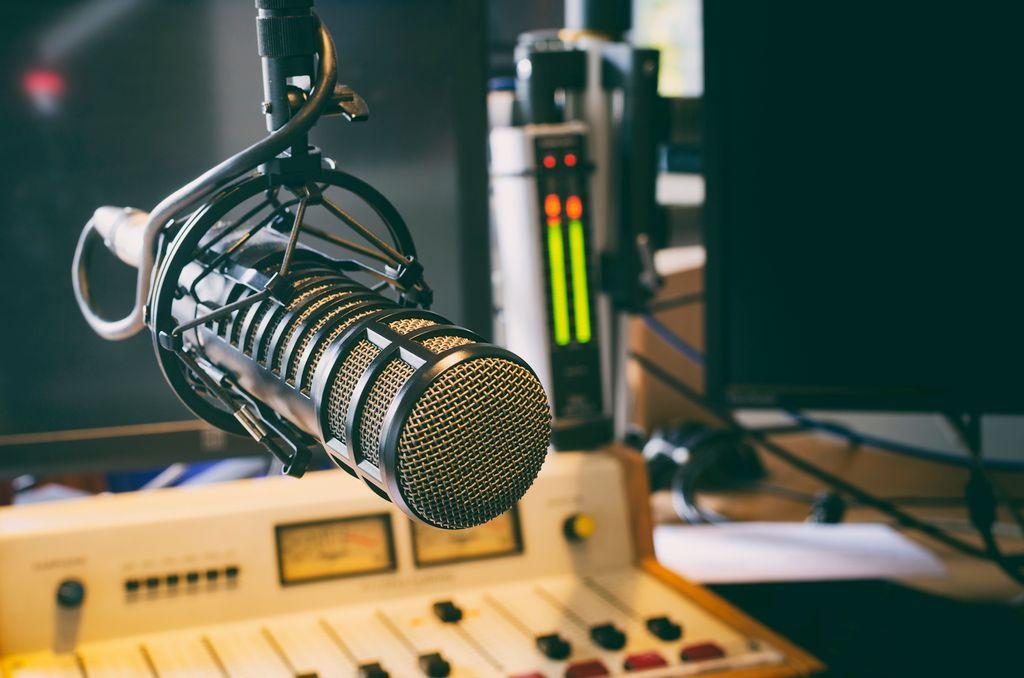 Recording and Radio Studio Setup - Monroe Township 2019