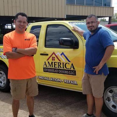 Avatar for America Overhead Doors, LLC Houston, TX Thumbtack