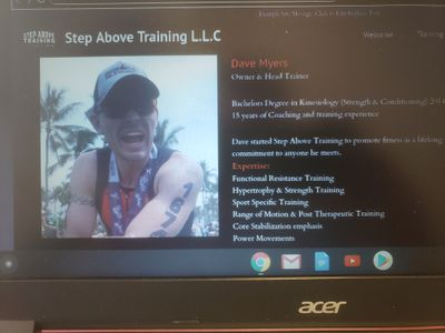 Avatar for Step Above training LLC