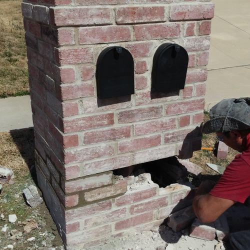 Mailbox Repair