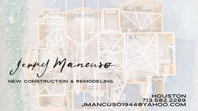 Avatar for Mancuso Remodeling Sugar Land, TX Thumbtack