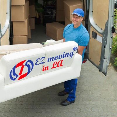 Avatar for EZ Moving LA Beverly Hills, CA Thumbtack