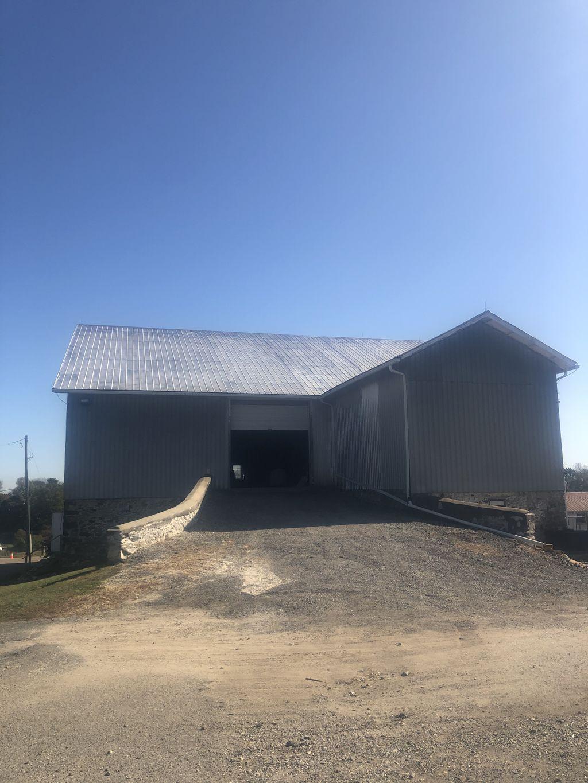 Barn metal roofs