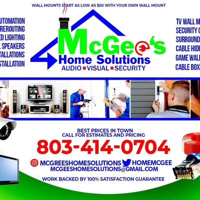 Avatar for McGee's Home Solutions