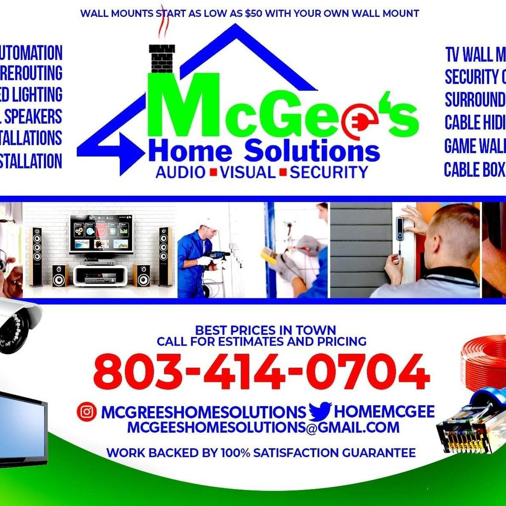 McGee's Home Solutions