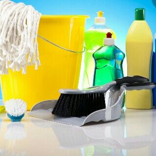 Cleaning with Passion