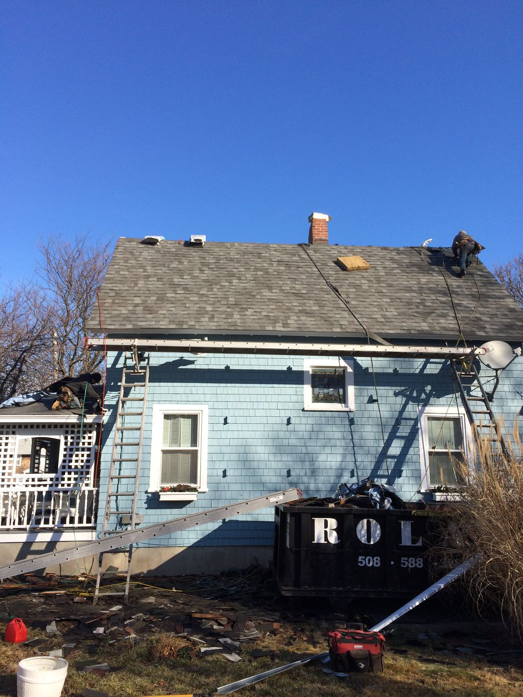 Roof Replacement Scituate Ma