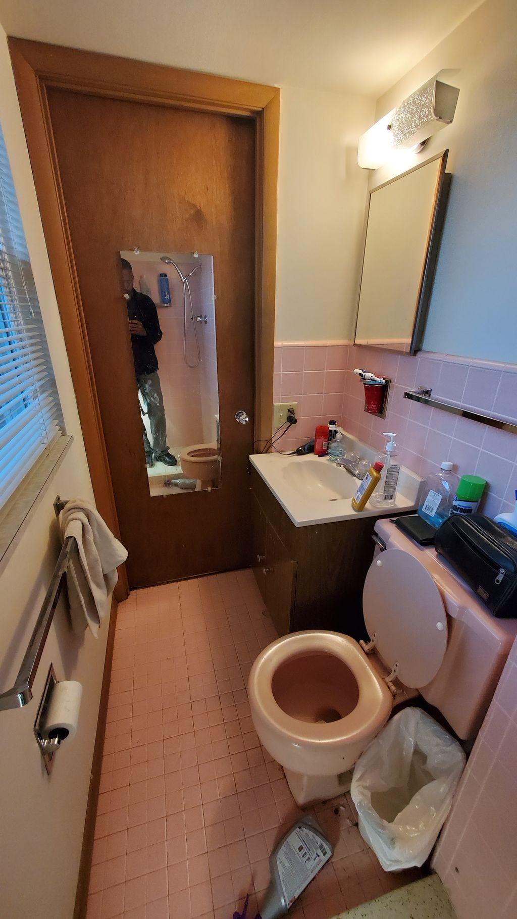 Bathroom ReDuo - Master Bath