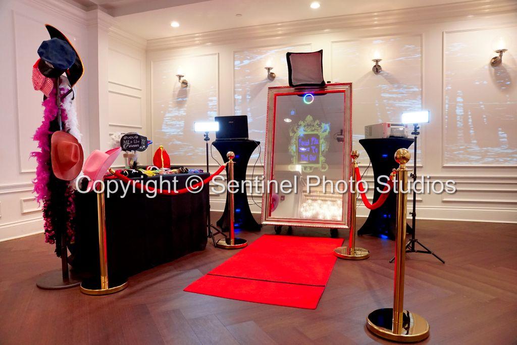 Bridal Expo - Mirror Photo Booth