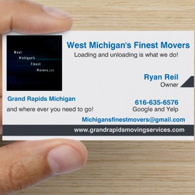 Avatar for West Michigans Finest Mover Grand Rapids, MI Thumbtack