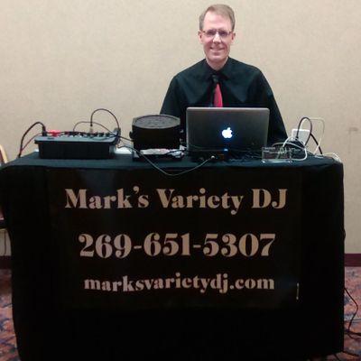 Avatar for Mark's Variety DJ Sturgis, MI Thumbtack