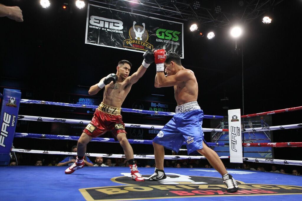 Extreme fitness/Boxing