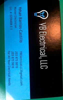 Avatar for YB Electrical, LLC Naugatuck, CT Thumbtack