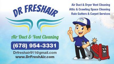 Avatar for DrFreshair