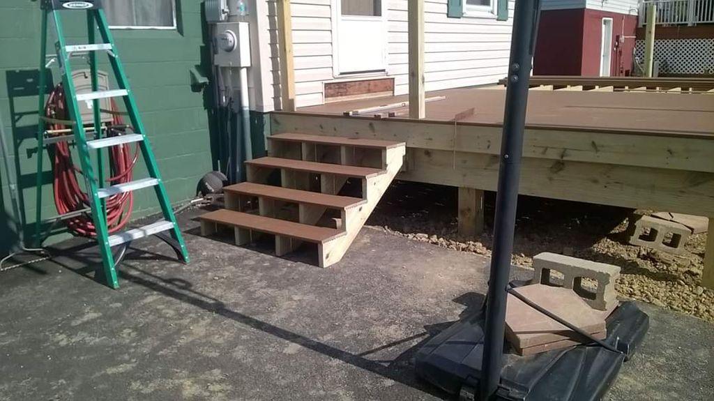 Foster Deck