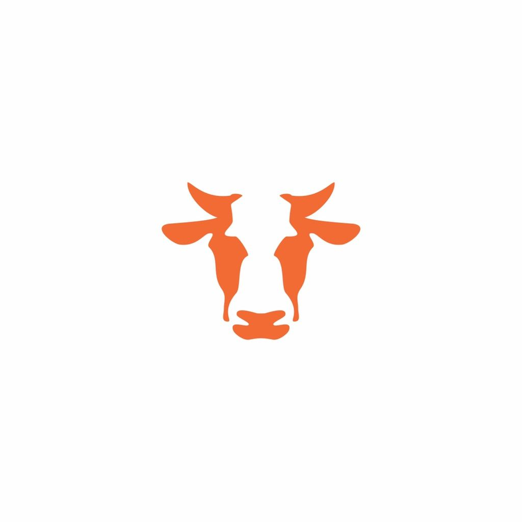 Orange Cattle