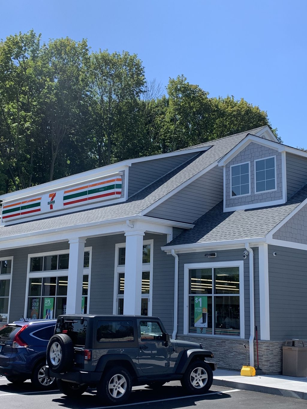 711 Convenience store in new construction
