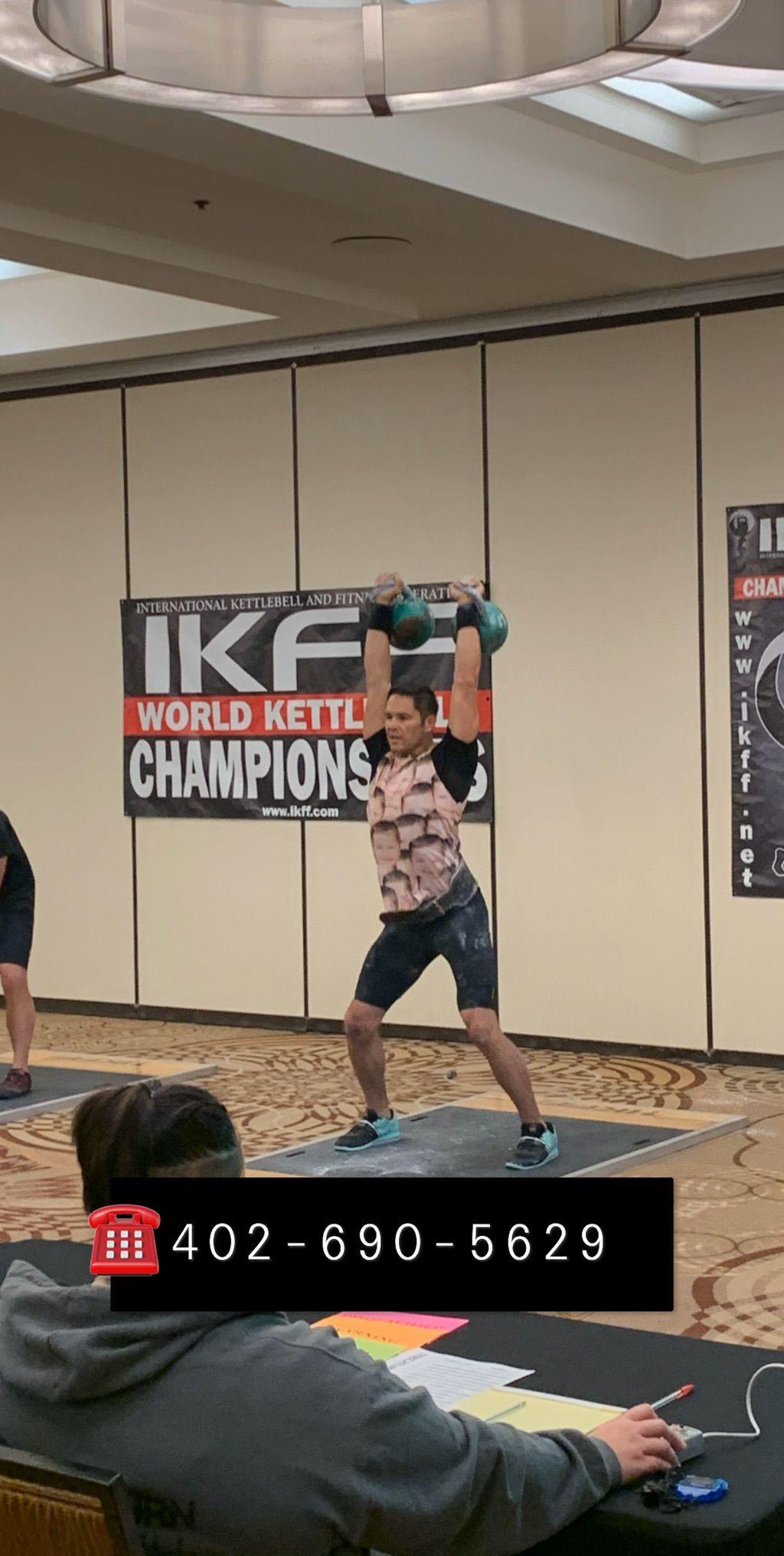 Will Morales Training- NASM-CPT, RKC, FRC-ms, PTA