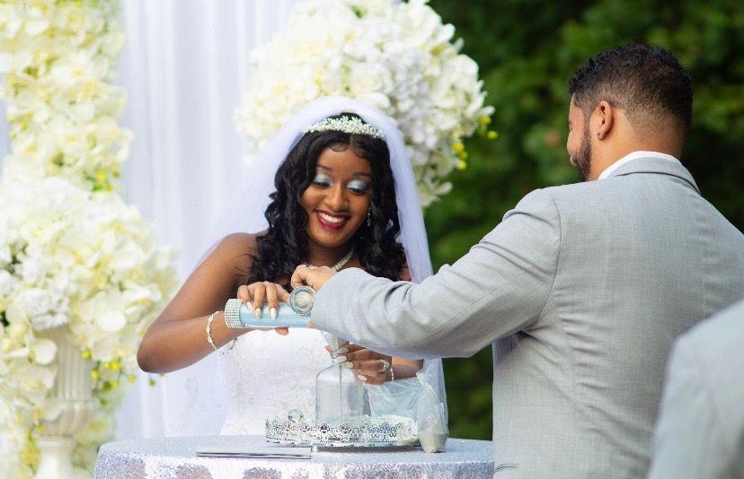 Wedding Newton White Mansion