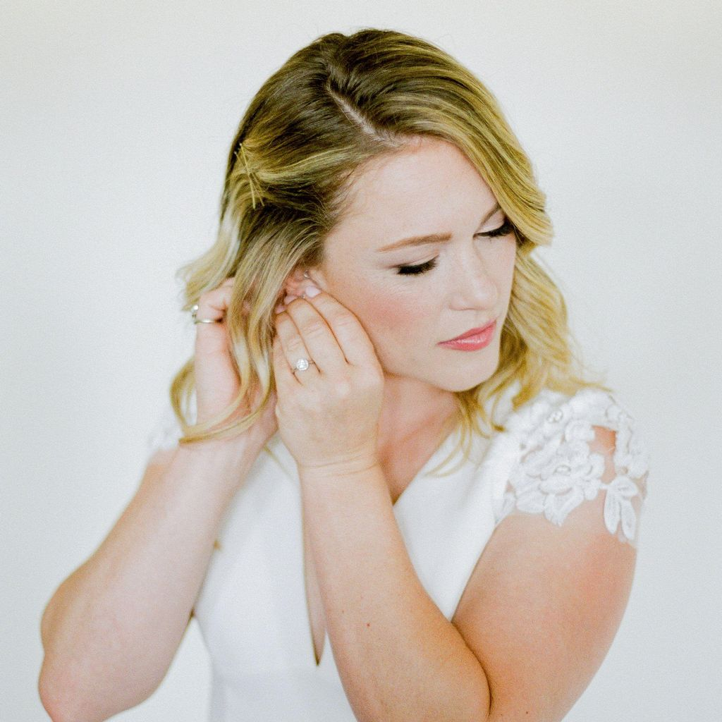 Olivia Garvin Makeup