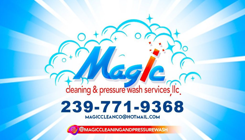 Magic cleaning and pressure wash services llc