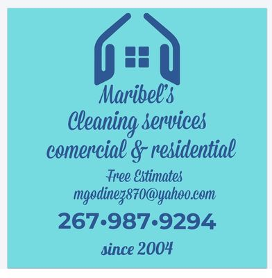 Avatar for Maribel's Cleaning Service.