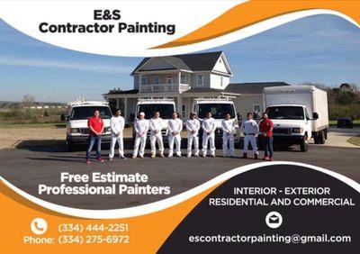 Avatar for E&S Contractor painting inc Auburn, AL Thumbtack